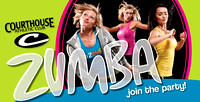 Zumba Billboard - Courthouse Athletic Club